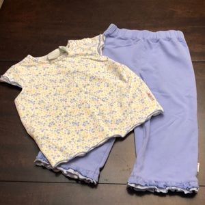 Sonoma top and bottoms.  Size 24 month.